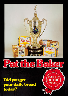 Baker Of The Year | Pat The Baker
