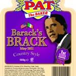 Baracks Brack | Barack Obama