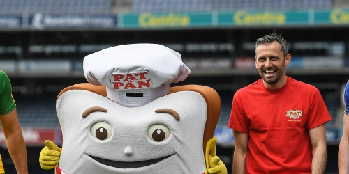 Pat The Baker and the GAA/GPA announce new partnership