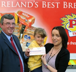 Siobhan in Roscommon wins the €5,000