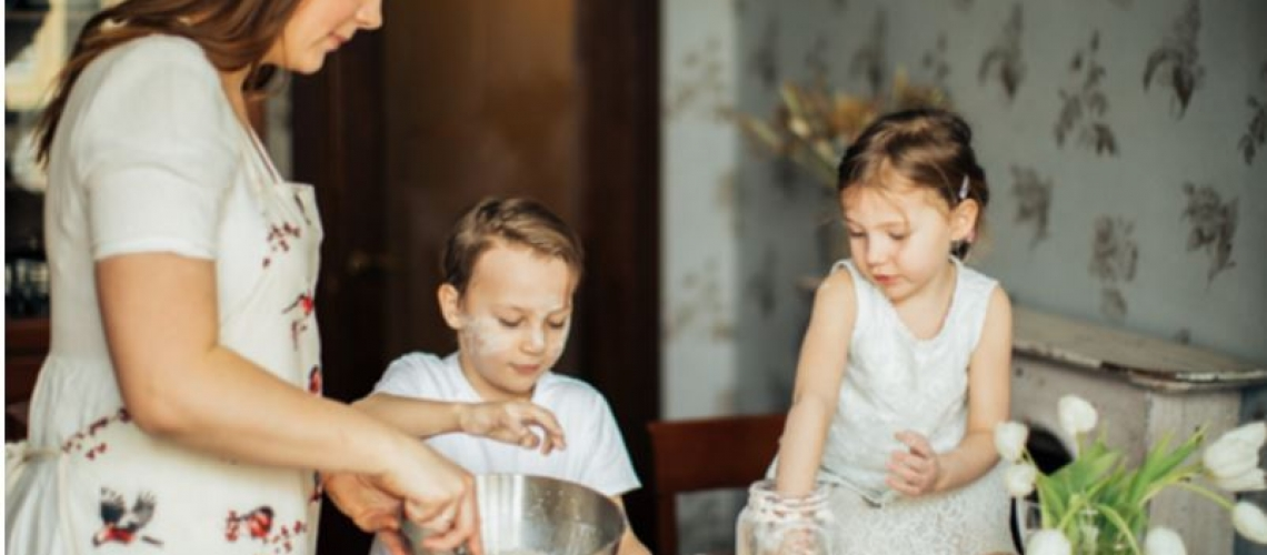 Pat the Bakers Essential Kitchen Hygiene tips for Families