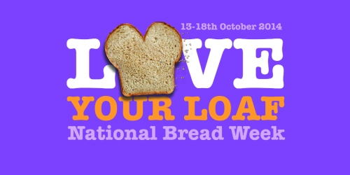 National Bread Week – Love Your Loaf