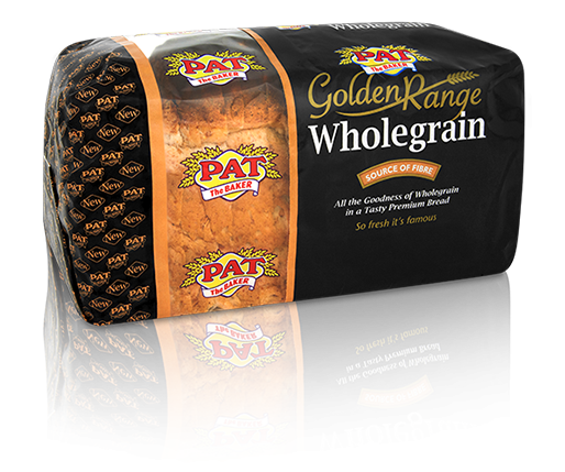 Golden Range Wholegrain | Pat The Baker
