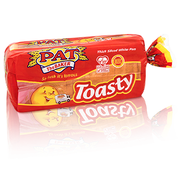 Toasty 800g | Pat The Baker