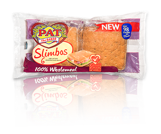 100% Wholemeal Slimbos | Pat The Baker
