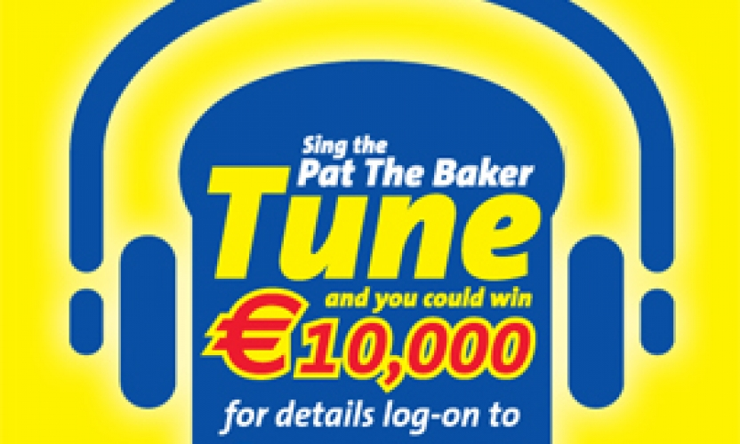Pat the Baker Song Competition